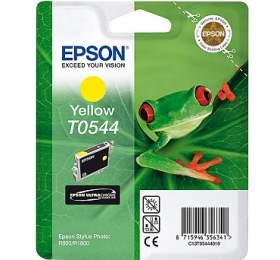 Epson T0544, 13ml originální -žlutá