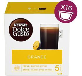 NESCAFÉ® Dolce Gusto® Grande kávové kapsle 16ks