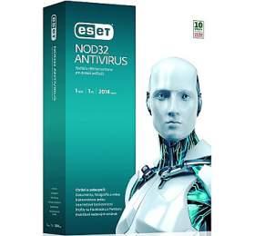 ESET OD32 Antivirus 1PC/1 rok -krabicová verze