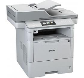 Brother MFC-L6900DW A4, 50str./min, 1200 x 1200, 1 GB, duplex, WF, USB - bílá
