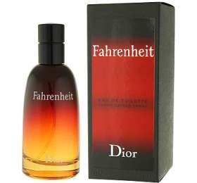 Toaletní voda Christian Dior Fahrenheit, 50 ml