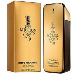 Toaletní voda Paco Rabanne 1Million, 200 ml