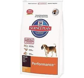 Granule Hill's Canine Performance 12 kg