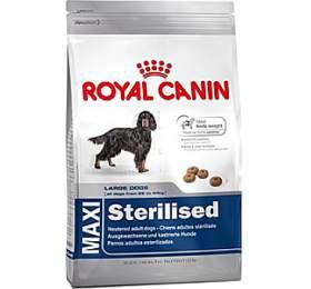 Granule Royal Canin Maxi Sterilised 12 kg