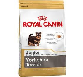 Granule Royal Canin Yorkshire Junior 7,5 kg