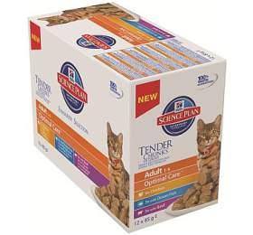 Kapsička Hill's Adult Chicken+Turkey Multipack 12 x 85g