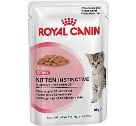 Royal Canin Kitten Instinctive v želé 85g