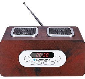 BLAUPUNKT PP5BR, FM PLL/SD/USB/AUX, přenosné