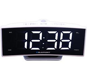 BLAUPUNKT CRP7WH, FM PLL, projekční, USB, bílý