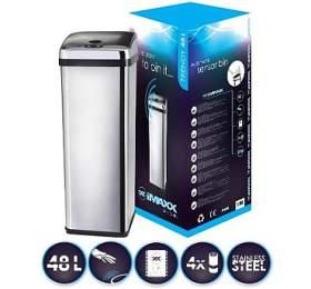 HiMAXX senzorový odpadkový koš Trendy 48L