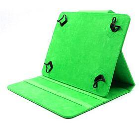 """C-TECH PROTECT pouzdro univerzální pro 8"""" tablety, FlexGrip, NUTC-02, zelené"""