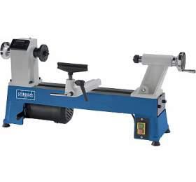 Scheppach DM 460 T, soustruh na dřevo 230 V