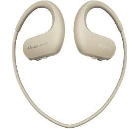 Sony NW-WS413C 4GB, šedý