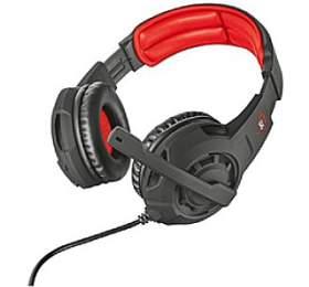 Trust GXT Gaming 310 Radius -černá/červená