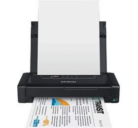 Epson WF-100W A4, 7str./min, 4str./min, 4800 x1200, -černá