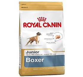Granule Royal Canin Boxer Junior 12 kg