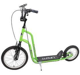 """LIFEFIT Rider 16""""/12"""" -zelená/černá"""