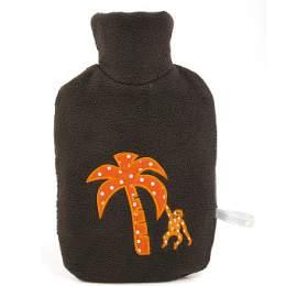 Dětský termofor Hugo Frosch Eco Junior Comfort s motivem palmy