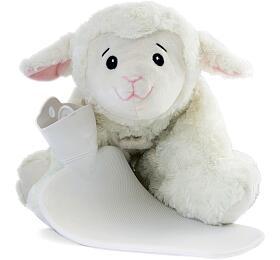 Dětský termofor Hugo Frosch Classic 3v 1s polštářkem –ovečka