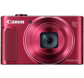 Canon PowerShot SX620 HS, červený