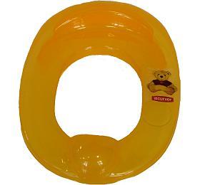 WC sedátko dětské oranžové CURVER