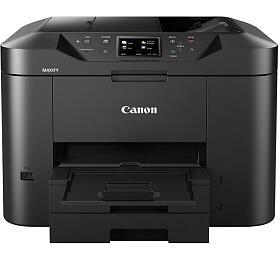 Canon MAXIFY MB2750 A4, 24str./min, 15str./min, 600 x 1200, duplex, WF, USB - černý