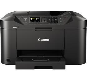 Canon MAXIFY MB2150 A4, 19str./min, 13str./min, 600 x 1200, automatický duplex, WF, USB