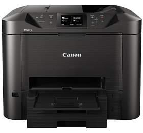 Canon MAXIFY MB5450 A4, 24str./min, 15str./min, 600 x 1200, automatický duplex, WF, USB
