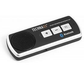 Technaxx Bluetooth handsfree na stínítko do auta