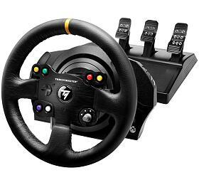 Thrustmaster Sada volantu apedálů TXLeather Edition pro Xbox One, Xbox Series Xa PC