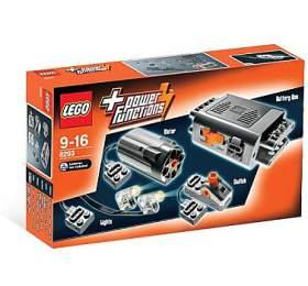 Stavebnice LEGO® TECHNIC 8293 Motorová sada Power Functions