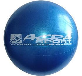 ACRA Míč OVERBALL 30cm, modrý