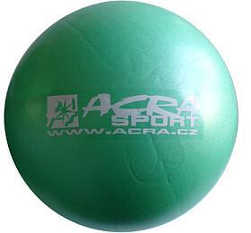 ACRA Míč OVERBALL 30cm, zelený