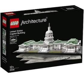 Stavebnice LEGO® ARCHITECTURE 21030 Kapitol Spojených států amerických