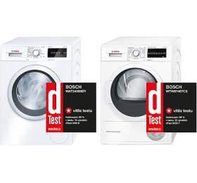 SET Pračka Bosch WAT24360BY + Sušička Bosch WTW87467CS