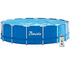 Marimex bazén Florida 4,57x1,22 m+ KF3,8 vč. přísl. -Intex 28242/28236
