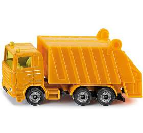 SIKU Blister -Vozidlo naodvoz odpadu