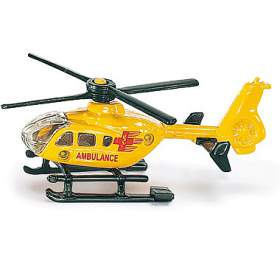 SIKU Blister -Záchranná helikoptéra