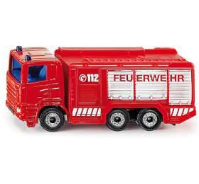 SIKU Blister -cisternové požární vozidlo