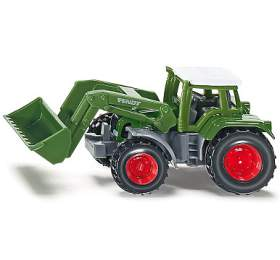 SIKU Blister -Traktor Fendt sčelním nakladačem