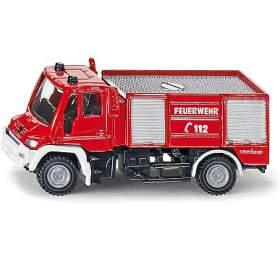 SIKU Blister -požární vozidlo Unimog, měřítko 1:87