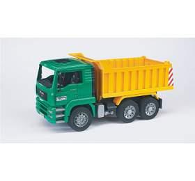 Konstrukční vozy -Nákladní auto MAN 1:16 BRUDER