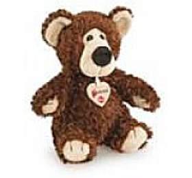 Trudi Bussi Classic - medvídek tm. hnědý 25 cm