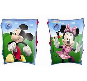 Nafukovací rukávky -Mickey Mouse/Minnie, 2druhy Bestway