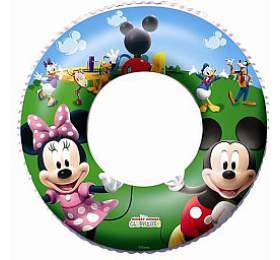 Nafukovací kruh -Mickey Mouse aMinnie, průměr 56cm Bestway