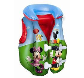 Nafukovací plavací vesta - Mickey/Minnie, rozměr 51x46 cm Bestway