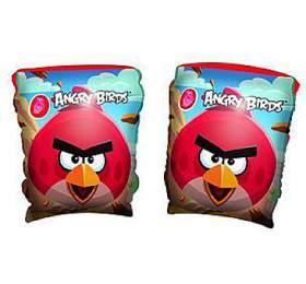 Nafukovací rukávky - Angry Birds, 23x15 cm Bestway