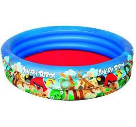 Nafukovací bazén Angry Birds - průměr 152cm, hloubka 30cm Bestway