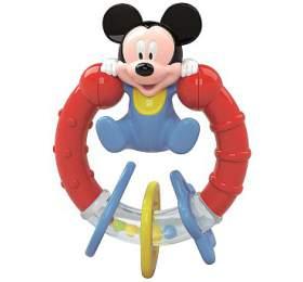 Mickey -chrastítko CLEMENTONI