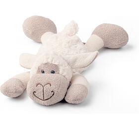 Ovečka Olivia - zahřívací polštářek s levandulí LUMPIN